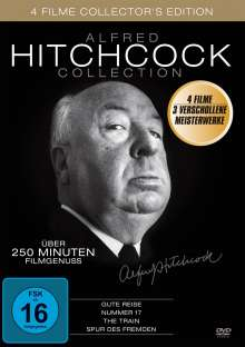 Alfred Hitchcock - Collection Vol. 2, DVD