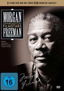 Unvergessliche Filmstars: Morgan Freeman, DVD