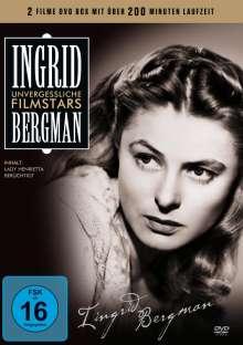 Unvergessliche Filmstars: Ingrid Bergmann, DVD