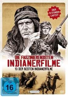 Die faszinierendsten Indianerfilme (13 Filme auf 6 DVDs), 6 DVDs