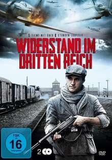 Widerstand im Dritten Reich (5 Filme auf 2 DVDs), 2 DVDs