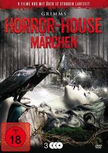 Grimms Horror House Mächen (9 Filme auf 3 DVDs), 3 DVDs