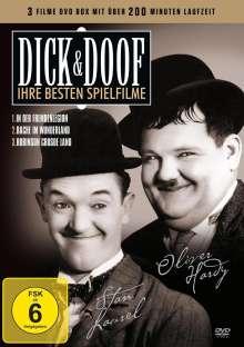Dick & Doof - Ihre besten Spielfilme, DVD