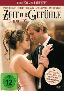 Zeit für Gefühle (3 Filme Box), DVD