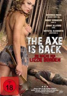 The Axe is Back - Die Rache der Lizzy Borden, DVD