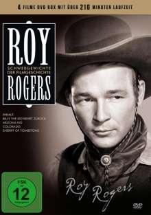 Schwergewichte der Filmgeschichte: Roy Rogers, DVD