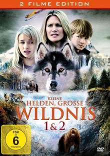 Kleine Helden, grosse Wildnis 1 & 2, DVD