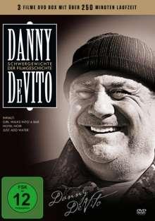 Schwergewichte der Filmgeschichte: Danny DeVito, DVD