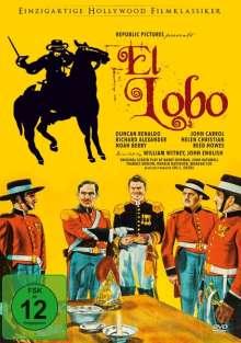 El Lobo, DVD