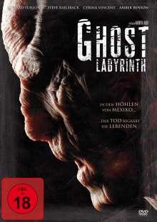 Ghost Labyrinth, DVD