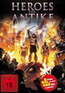 Heroes der Antike (6 Filme auf 2 DVDs), 2 DVDs
