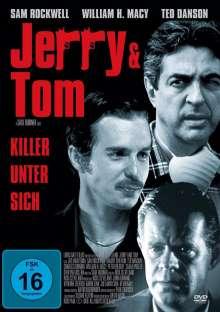 Jerry und Tom - Killer unter sich, DVD