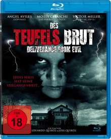 Des Teufels Brut - Deliverance from Evil (Blu-ray), Blu-ray Disc