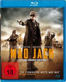 Mad Jack (Blu-ray), Blu-ray Disc
