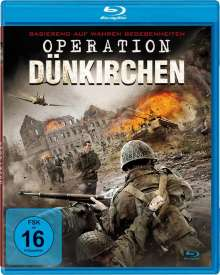 Operation Dünkirchen (Blu-ray), Blu-ray Disc