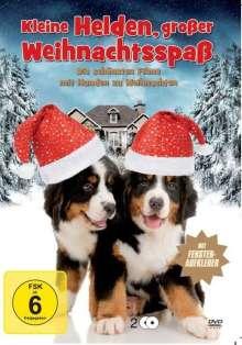 Kleine Helden, großer Weihnachtsspaß (6 Filme auf 2 DVDs), 2 DVDs