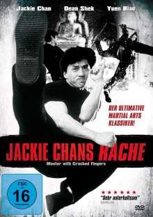 Jackie Chans Rache (Der Meister mit den gebrochenen Händen), DVD