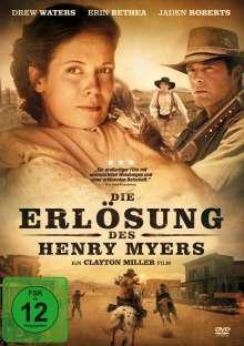 Die Erlösung des Henry Myers, DVD