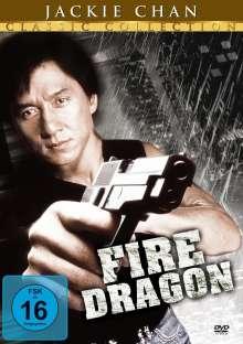 Fire Dragon, DVD