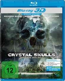 Crystal Skulls (3D Blu-ray), Blu-ray Disc