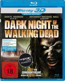 Dark Night of the Walking Dead (3D Blu-ray), Blu-ray Disc