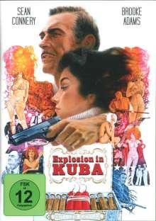 Explosion in Kuba, DVD