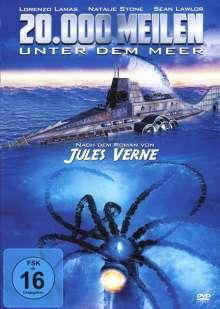 20.000 Meilen unter dem Meer (2007), DVD