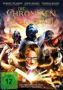 Die Chroniken von Phantasia - Die fantastische Reise, DVD