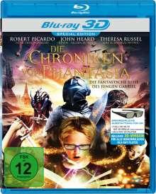 Die Chroniken von Phantasia - Die fantastische Reise (3D Blu-ray), Blu-ray Disc