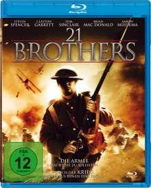 21 Brothers (Blu-ray), Blu-ray Disc