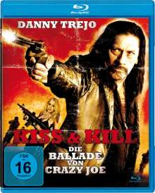 Kiss & Kill - Die Ballade von Crazy Joe (Blu-ray), Blu-ray Disc