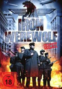 Iron Werewolf, DVD