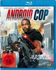 Android Cop (Blu-ray), DVD