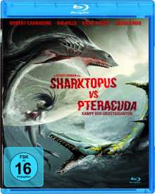 Sharktopus vs Pteracuda (Blu-ray), Blu-ray Disc