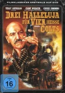 Drei Halleluja für vier heisse Colts, DVD