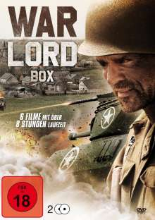War Lord Box (6 Filme auf 2 DVDs), 2 DVDs
