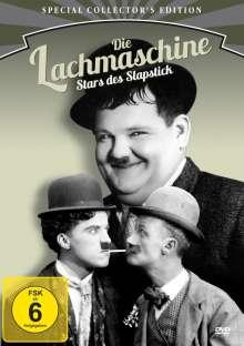 Die Lachmaschine - Stars des Slapstick, DVD