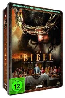 Die Bibel (6 Filme), 6 DVDs
