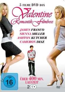 Valentine Romantik - Filmbox (5 Filme auf 2 DVDs), 2 DVDs