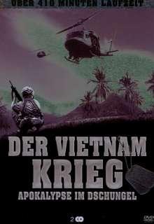 Der Vietnam Krieg - Apokalypse im Dschungel (Deluxe Metallbox), 2 DVDs