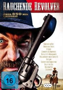 Rauchende Revolver (11 Filme auf 3 DVDs im Steelbook), 3 DVDs