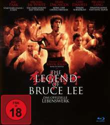 The Legend of Bruce Lee (Extended Uncut Edition) (Blu-ray), Blu-ray Disc