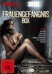 Frauengefängnis Box (6 Filme auf 2 DVDs), 2 DVDs