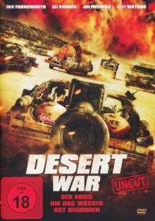 Desert War, DVD