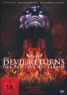 The Devil Returns - Der Priester des Satans, DVD