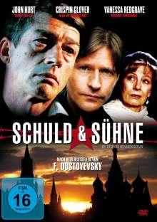 Schuld & Sühne, DVD
