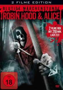 Blutige Märchenstunde: Robin Hood & Alice, DVD