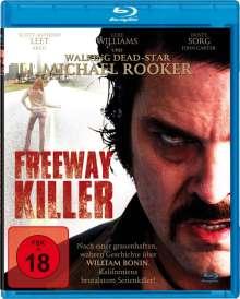 Freeway Killer (Blu-ray), Blu-ray Disc