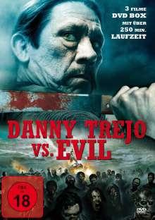 Danny Trejo vs. Evil, DVD