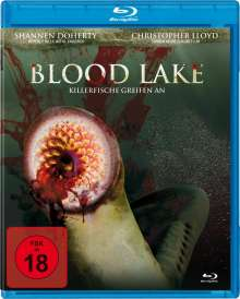 Blood Lake (Blu-ray), Blu-ray Disc